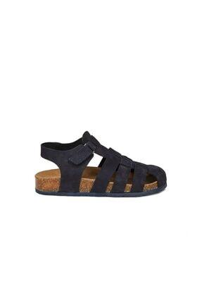 Vicco Arena Deri Sandalet Lacivert 2