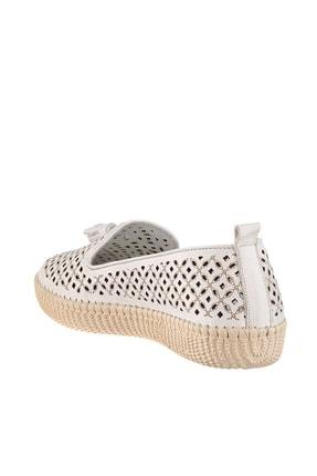 Soho Exclusive Beyaz Kadın Casual Ayakkabı 14846 2
