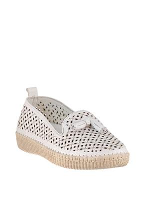 Soho Exclusive Beyaz Kadın Casual Ayakkabı 14846 3