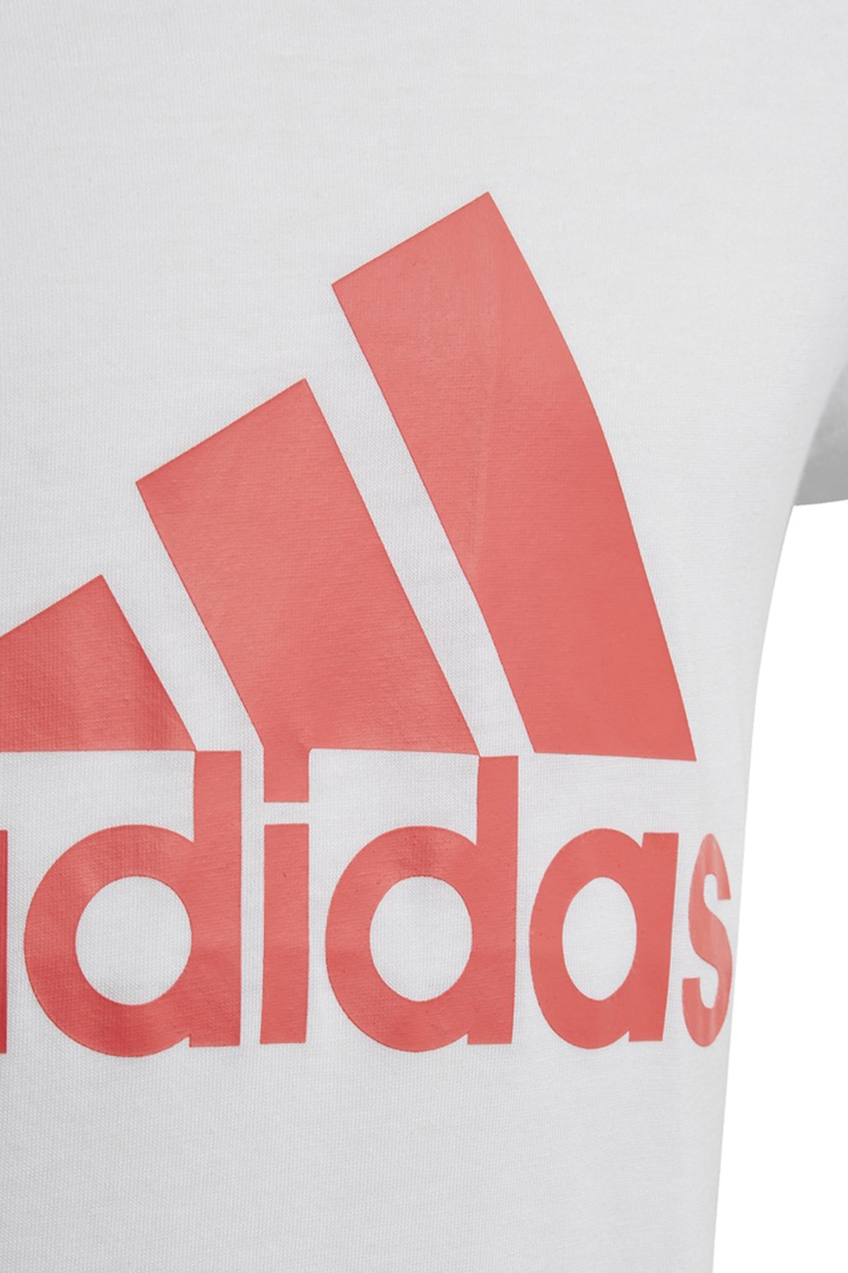 adidas Çocuk Beyaz T-Shirt 1