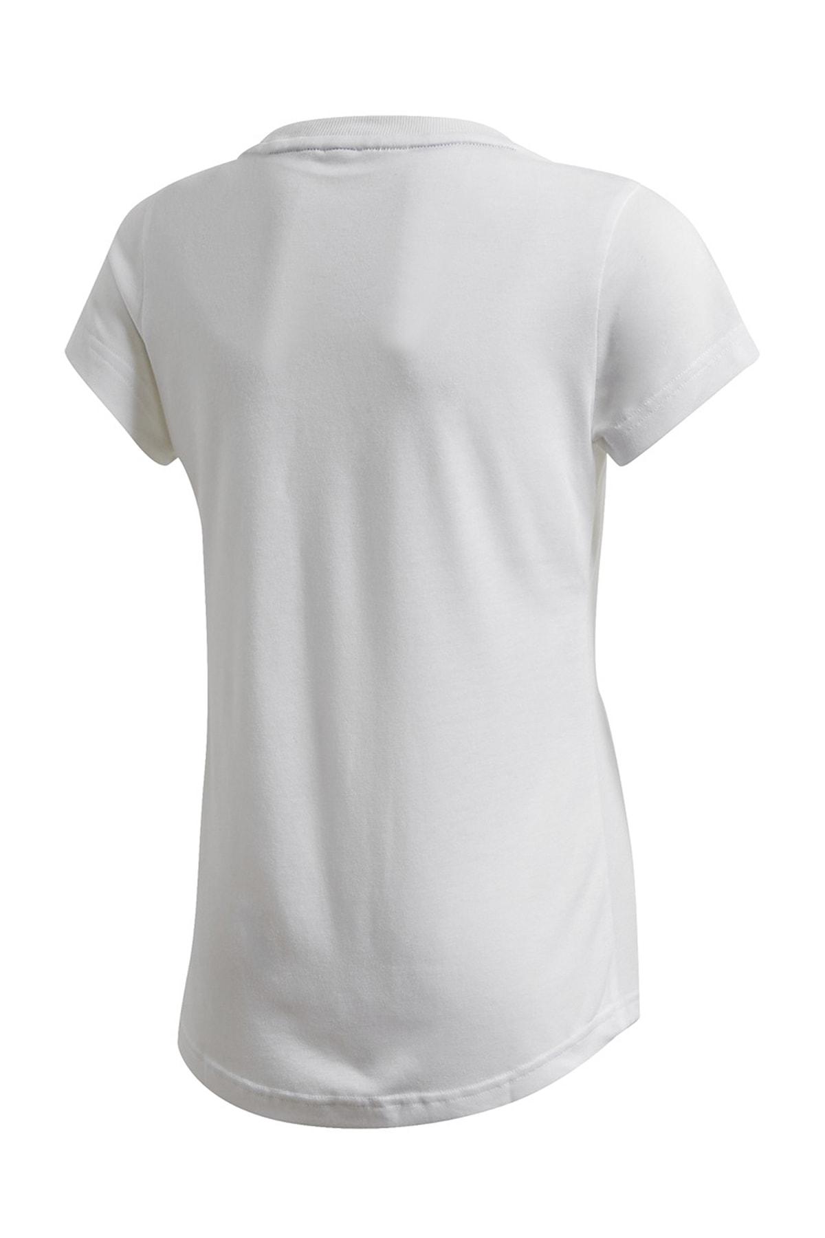 adidas Çocuk Beyaz T-Shirt 2