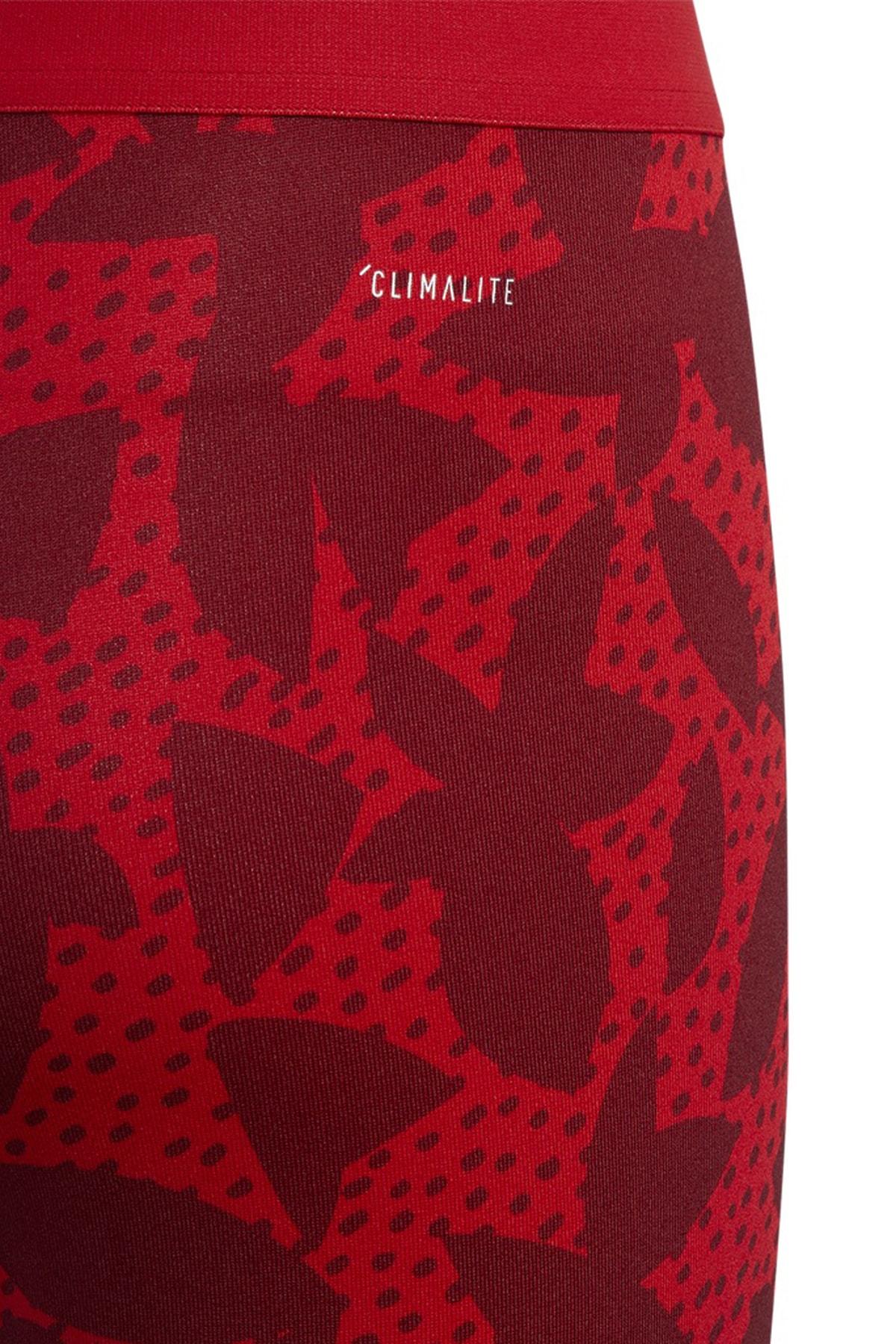 adidas FM0693-C adidas Yg Xpr Tıght Çocuk Tayt Kırmızı 2