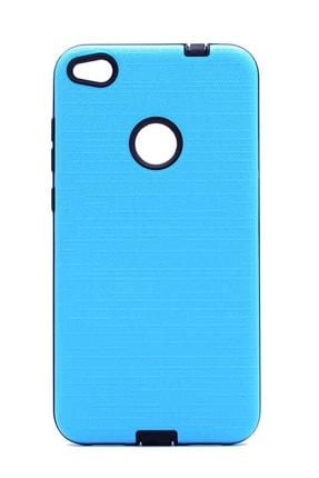 Elfia Huawei Honor 8 Lite Kılıf Pastel Canlı Renk Tıpalı Koruma Kapak 0