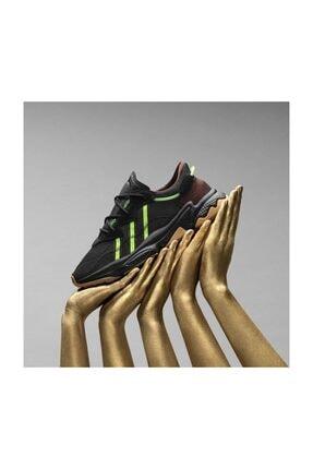 adidas Erkek Siyah Pusha T Ozweego Günlük Spor Ayakkabı 1