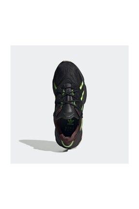 adidas Erkek Siyah Pusha T Ozweego Günlük Spor Ayakkabı 2