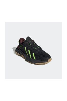 adidas Erkek Siyah Pusha T Ozweego Günlük Spor Ayakkabı 4