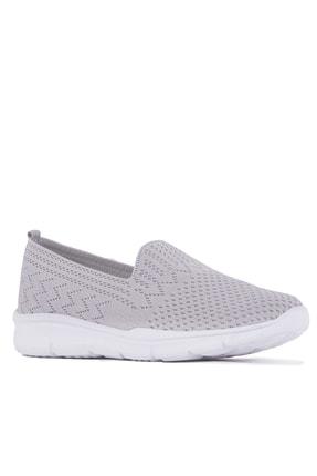 Slazenger Town Sneaker Kadın Ayakkabı Gri 1