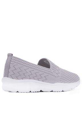 Slazenger Town Sneaker Kadın Ayakkabı Gri 2