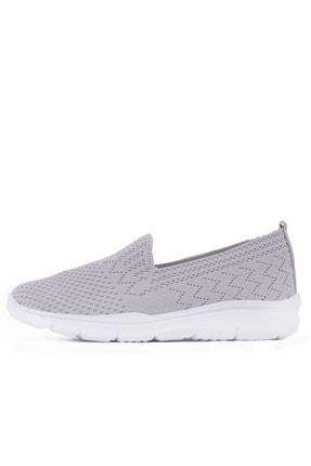 Slazenger Town Sneaker Kadın Ayakkabı Gri 3