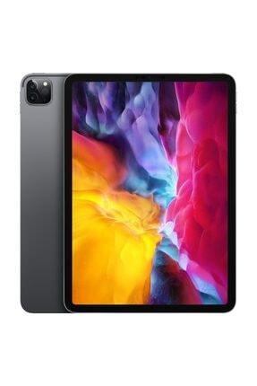 """Apple iPad Pro 2.Nesil Wi-Fi 128GB 11"""" Tablet - Uzay Grisi MY232TU/A 0"""