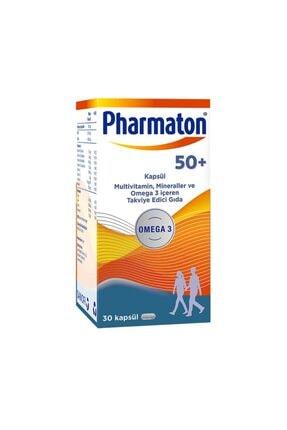 Pharmaton 50 Plus 0