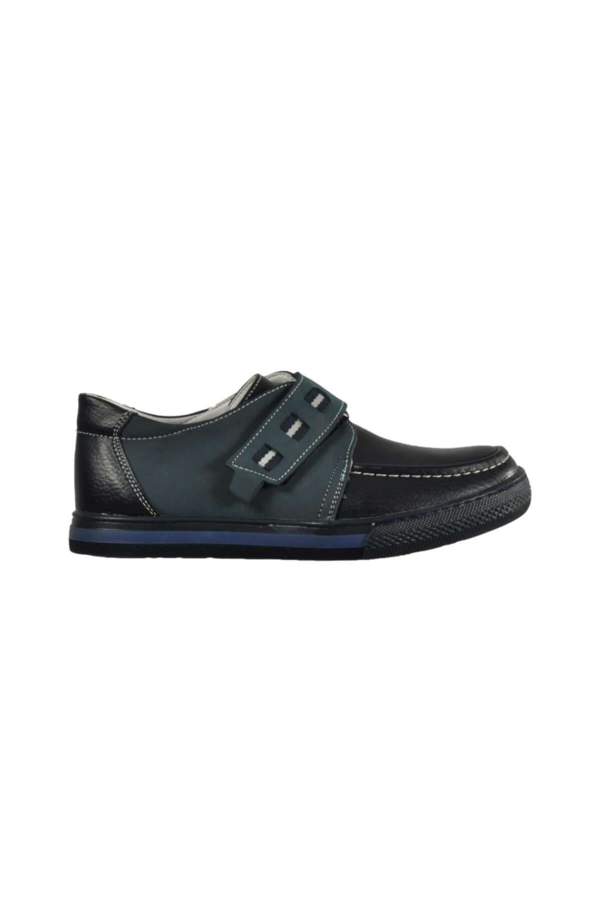 8999 Siyah-lacivert Çocuk Günlük Ayakkabı