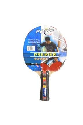 Povit Premier 5 Yıldız Masa Tenisi Raketi 0