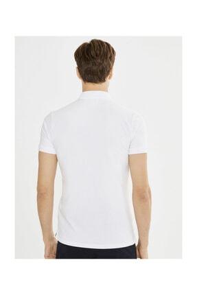 Xint Polo Yaka Nakış Detaylı Tişört 2