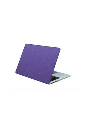 "KAPAK OLSUN Macbook Pro 13.3"" 2013-2015 Touch Bar Lı Mat Mor 0"