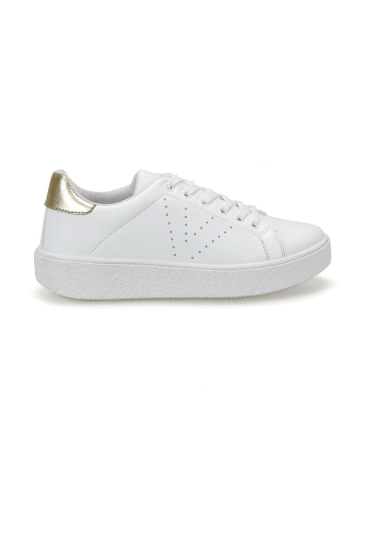 ART BELLA Beyaz Kadın Sneaker