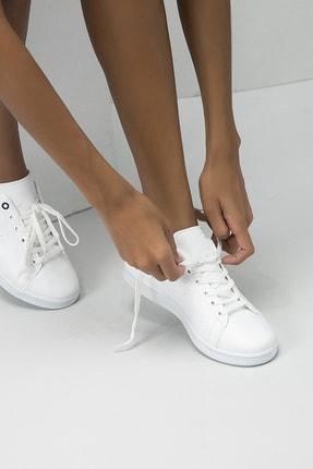 Ayakkabı Modası Kadın Sneaker Ayakkabı 0
