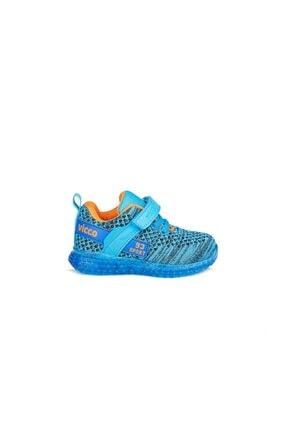 Vicco 313.b20y.104 Bebe Işıklı Mavi Çocuk Spor Ayakkabı 1