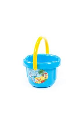 Polesie Plaj Oyuncak Kovası Mavi 0
