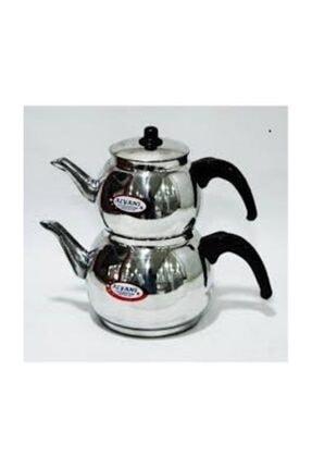 Alüminyum Çaydanlık Küre Yuvarlak Çaydanlık 4 No