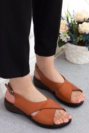 Adım Adım Kadın Düz Sandalet 0