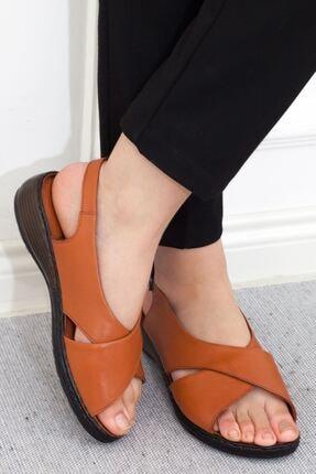 Adım Adım Kadın Düz Sandalet 2