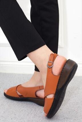 Adım Adım Kadın Düz Sandalet 3