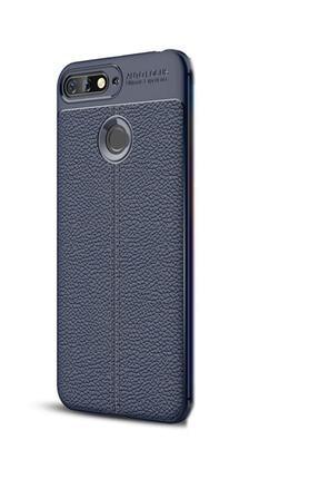 dijimedia Huawei P9 Lite Mini Kılıf Deri Görünümlü Orijinal Niss Silikon Laci 0