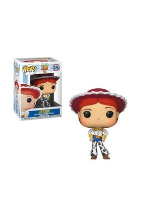 Funko Fgr-pop Disney, Toy Story 4, Jessie 0