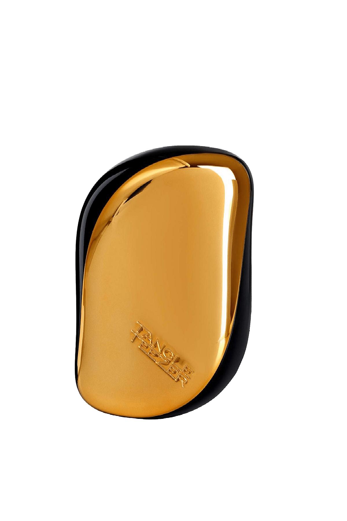 Tangle Teezer Compact On The Go Detangling  Altın Rengi Saç Fırçası 5060173370589 0
