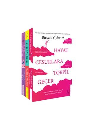 Destek Yayınları Bircan Yıldırım Set (hayat Cesurlara Torpilgeçer, Duygusal Zeka, Yaşam Terapisi 0