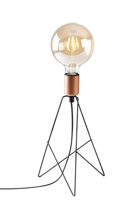 Opviq Özel Tasarım Lüx Masa Lambası - Piramit-NT-142 1