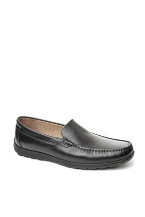 Ecco Erkek Black Oxford Ayakkabı 2ECCM2018024 0