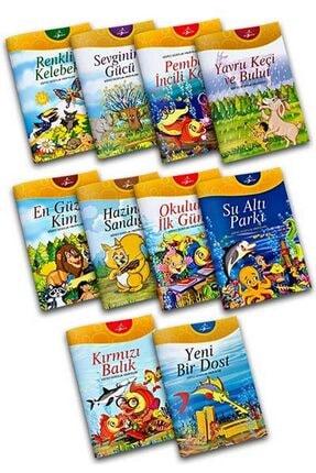 Çocuk Gezegeni Eğitici Dostluk Hikayeleri - 10 Kitap 0
