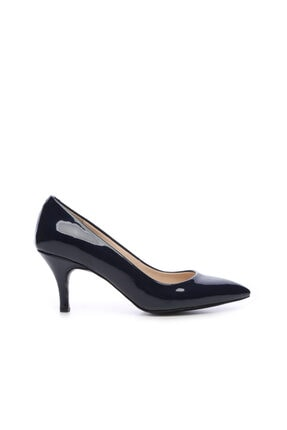 Kemal Tanca Kadın Vegan Stiletto Ayakkabı 723 2701 BN AYK Y19 0
