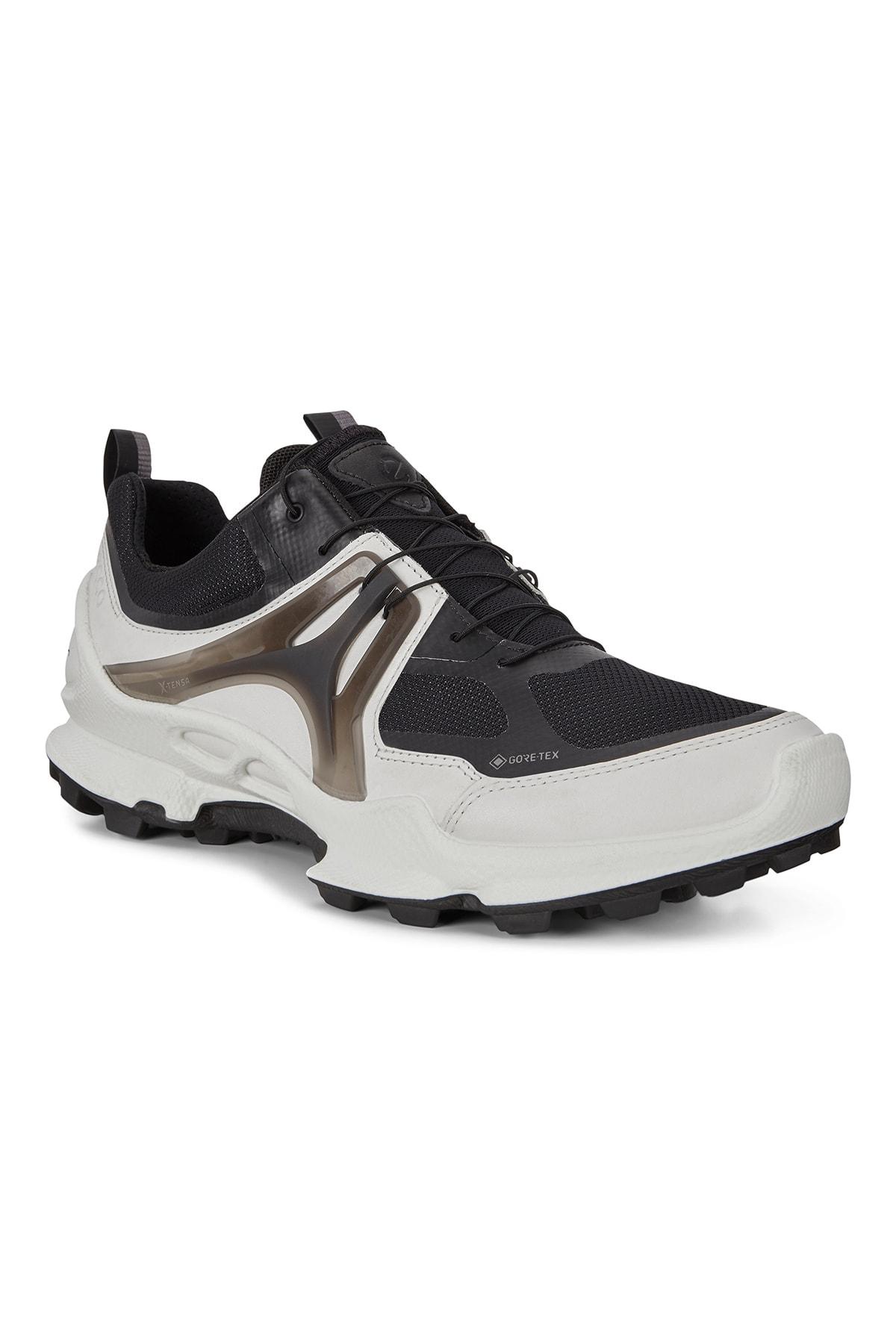 Ecco Erkek Yürüyüş Ayakkabısı Biom C-Trail M White/Black Multi Color 803114  | Trendyol