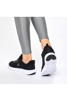 Lumberjack Monica 9PR Siyah Kadın Günlük Koşu Ayakkabı 1