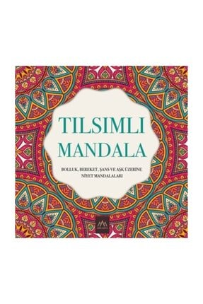 Arkadya Yayınları Tılsımlı Mandala & Bolluk, Bereket, Şans Ve Aşk Üzerine Niyet Mandalaları 0