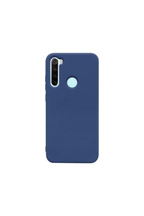 casemarkt Xiaomi Redmi Note 8 Lansman Lacivert Silikon Telefon Kılıfı Mikro Fiber Iç Yüzey 0