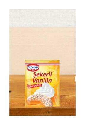 Dr. Oetker Şekerli Vanilin 10*5gr Glutensiz 1