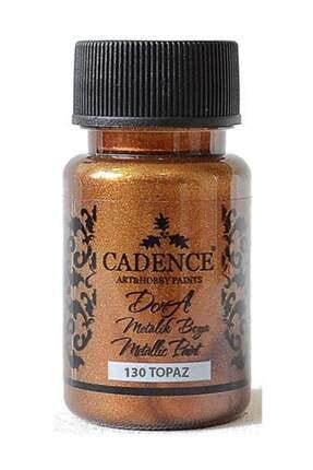 Cadence Boya Dora Metalik Boya 50 ml. 130 Topaz 0