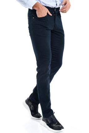 Morven Erkek 5 Cep Pamuklu Pantolon Lacivert 1