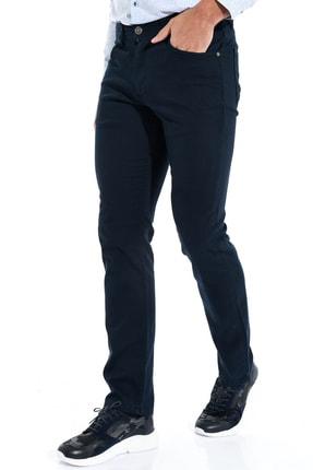 Morven Erkek 5 Cep Pamuklu Pantolon Lacivert 2