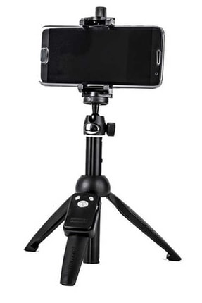 Aksesuarcım Samsung Galaxy On7 Telefon Tutucu Tripod Selfie Çubuğu Kumandalı 1