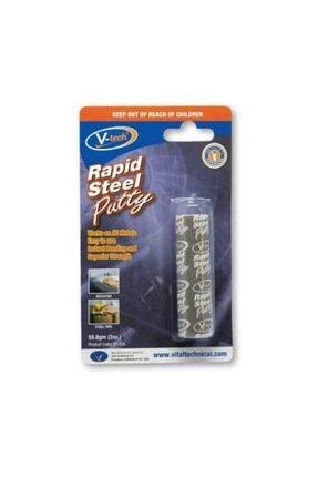Vtech- Vt 138 Rapid Putty Takviyeli Epoksi Macun Metal Yapıştırıcı 56 gr 0