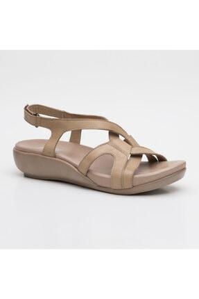Zeynep Sıradağlı Orfeo Sandalet Kum 1