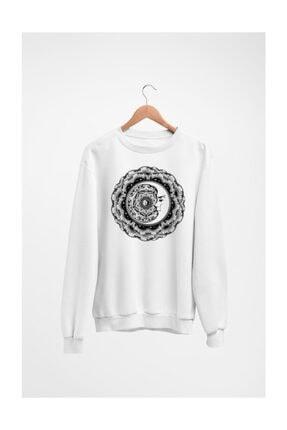 Angemiel Wear Evren Yıldızı Kadın Sweatshirt 1