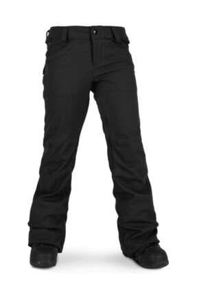 Volcom Species Blk Kadın Snowboard Pantolon 0