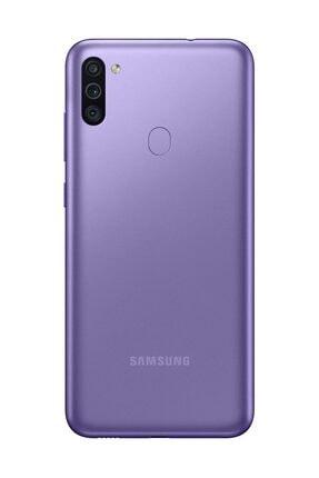 Samsung Galaxy M11 (Çift SIM) 32GB Menekşe Cep Telefonu (Samsung Türkiye Garantili) 1