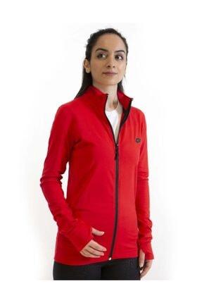 Lotto Sweatshirt Kadın Kırmızı-davide Sweat Fz Pl-r9577 2